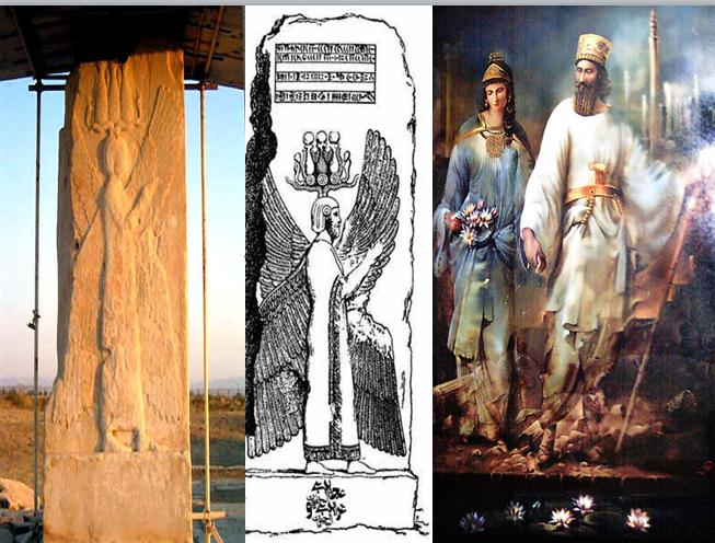 پارسه یا تخت جمشید پاورپوینت اماده