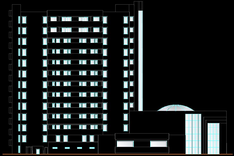 هتل 13 طبقه