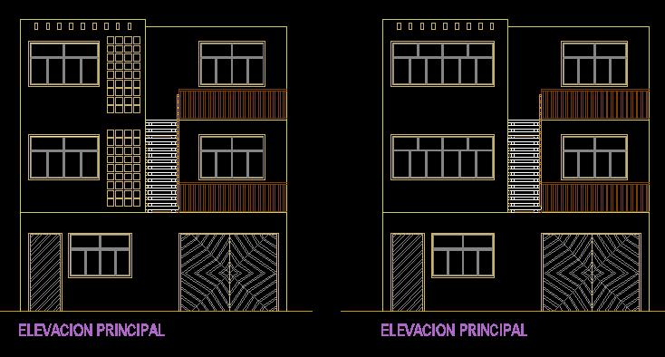 پلان مسکونی