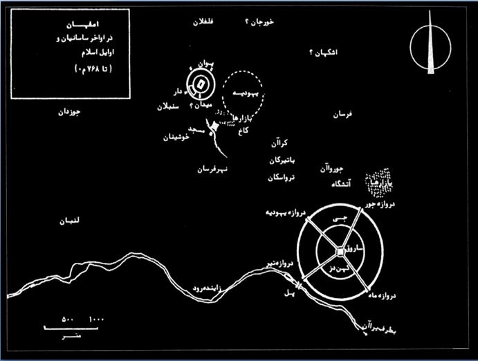 مقایسه شهرسازی اصفهان